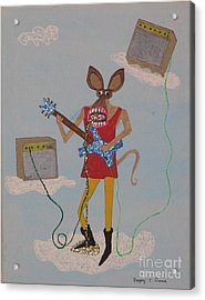 Floating Acrylic Print by Gregory Davis