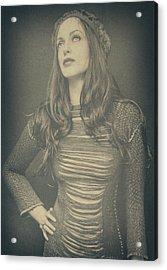 Florence  Acrylic Print by Pawel Piatek