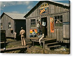 Florida: Workers, 1941 Acrylic Print by Granger