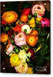 Flower Show 2009 Acrylic Print