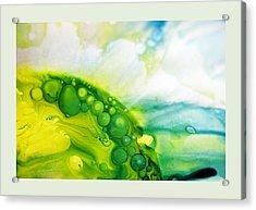 Fluidism Aspect 35 Frame Acrylic Print