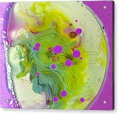 Fluidism Aspect 459 Photography Acrylic Print by Robert Kernodle