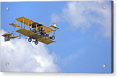 Flying Nostalgia Acrylic Print