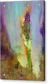 Fog Of Iris Acrylic Print by Petro Bevza