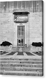 Folger Theatre I Acrylic Print by Steven Ainsworth