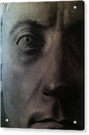 Forced Ambition  Acrylic Print by Paul Washington