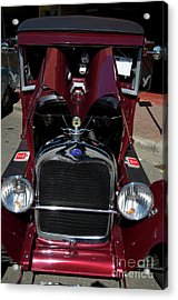 Ford Coupe Acrylic Print by Sean Stauffer