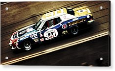 Ford Gran Torino Acrylic Print by Phil 'motography' Clark