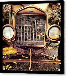 Ford Of Old Acrylic Print