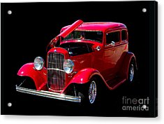 Ford Vicky 1932 Acrylic Print
