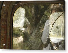 Forest Ranch Truck Acrylic Print