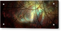 Forever Lost Acrylic Print by Philip Straub