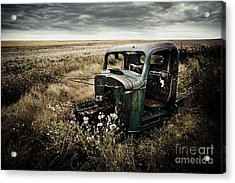 Forgotten Ford Acrylic Print