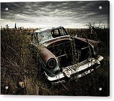 Forgotten Mercury Acrylic Print