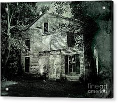 Forgotten Past Acrylic Print by Colleen Kammerer