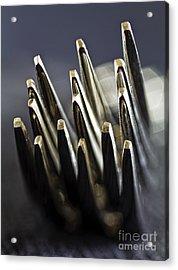 Fork-it Acrylic Print by Elena Nosyreva