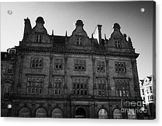 Former Scottish Equitable Life Offices 28 St Andrew Square Edinburgh Scotland Uk United Kingdom Acrylic Print by Joe Fox