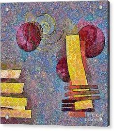 Formes - 08a Acrylic Print