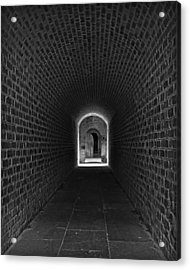 Fort Clinch Acrylic Print by Mario Celzner