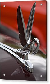 Four Fender Duo V Acrylic Print by Marie-Dominique Verdier