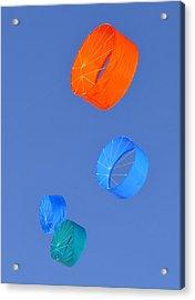 Four Kites Acrylic Print