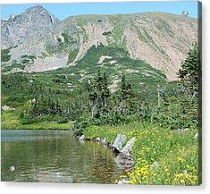 Four Lakes Acrylic Print