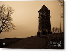 Fox Hill Tower Acrylic Print