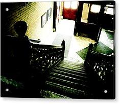 Foyer Acrylic Print by Jessica Brawley