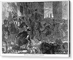 France: Massacre, 1572 Acrylic Print by Granger