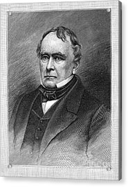 Francis Lieber (1800-1872) Acrylic Print by Granger