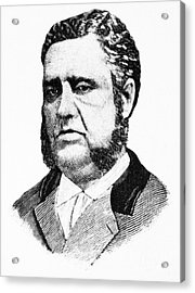 Francis Louis Cardozo (1836-1907) Acrylic Print by Granger