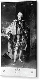 Francis Osborne (1751-1799) Acrylic Print by Granger