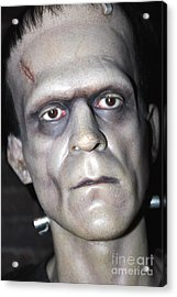 Frankensteins Monster Acrylic Print by Sophie Vigneault