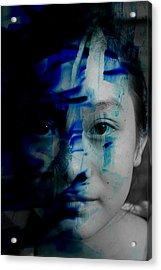 Free Spirited Creativity Acrylic Print by Christopher Gaston