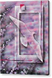 Freedom Acrylic Print by Hakon Soreide