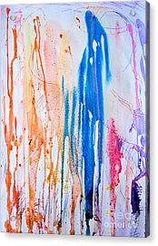 Freeze Acrylic Print by Bill Davis