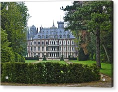 French Country Mansion Acrylic Print
