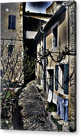French Laundry Acrylic Print by Rob Outwater