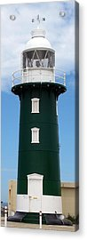 Acrylic Print featuring the photograph Freo Lighthouse by Roberto Gagliardi