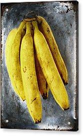 Fresh Bananas Acrylic Print by Skip Nall