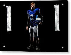 Acrylic Print featuring the photograph Friday Night Lights by Jim Boardman