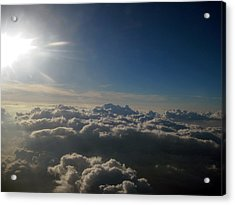 Friendly Skies Acrylic Print