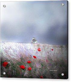 Frio Despertar Acrylic Print by Alfonso Garcia