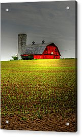 From Here Acrylic Print by Off The Beaten Path Photography - Andrew Alexander
