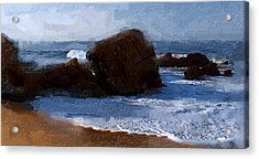 From Here To Eternity Acrylic Print by Ron Regalado