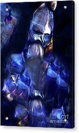 From One Battle To Another Acrylic Print by Terril Heilman