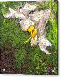 Fruit Lily Acrylic Print