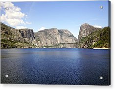 Full Hetch Hetchy Acrylic Print