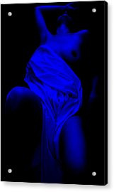 Fustrating Acrylic Print by Lee Gladwin