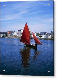 Galway, Co Galway, Ireland Galway Acrylic Print by The Irish Image Collection